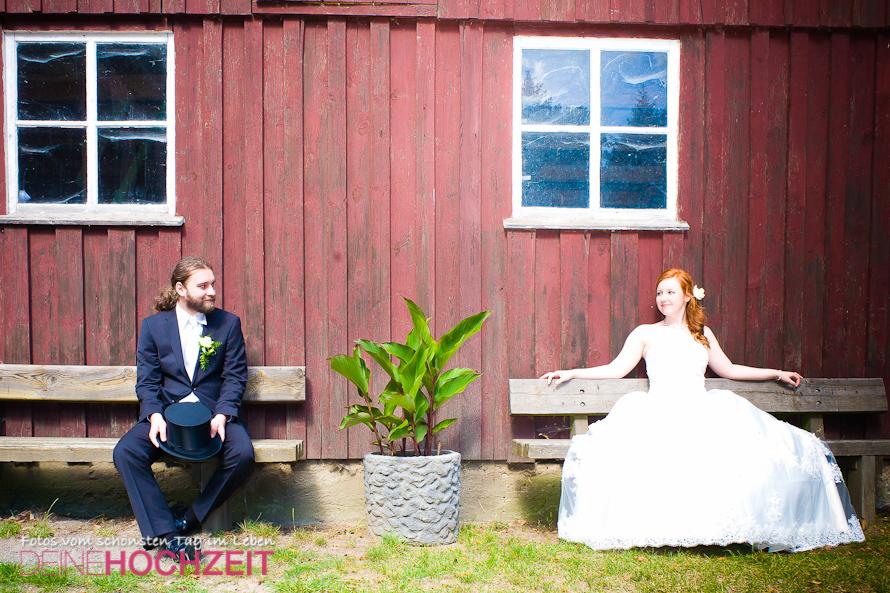 Hochzeitsportraits – klassisch oder mal ganz anders